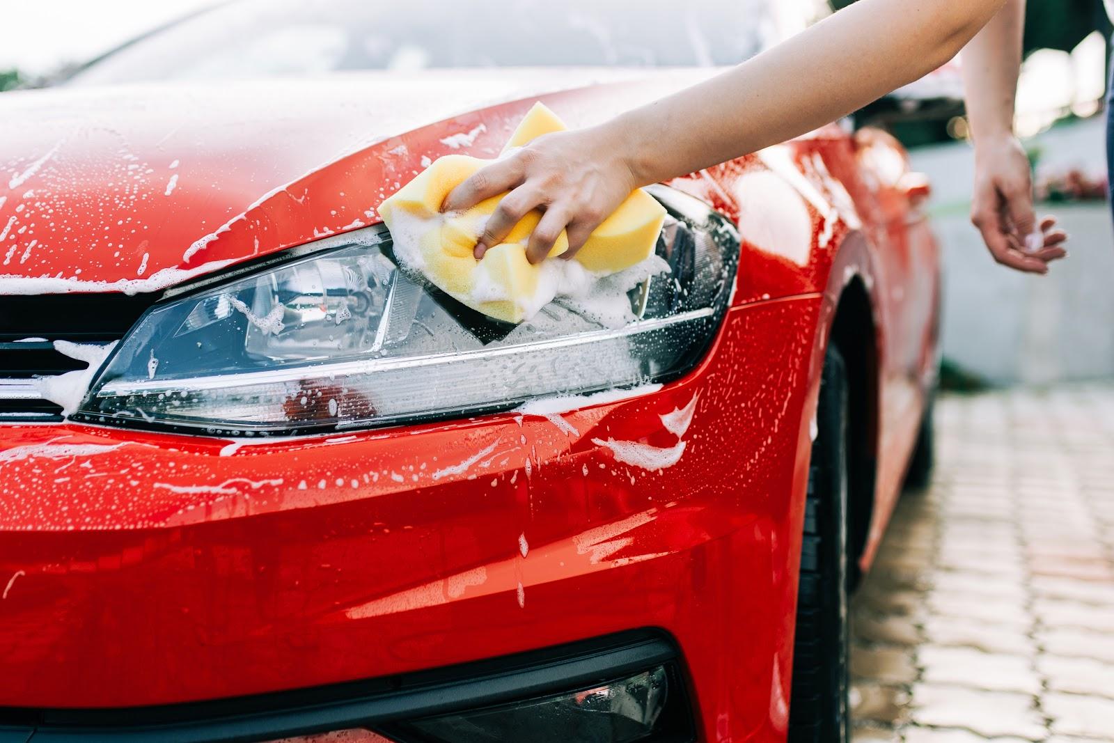 Uw auto klaar voor het voorjaar: 5 tips